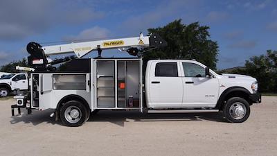 2021 Ram 5500 Crew Cab DRW 4x4, Palfinger PAL Pro 43 Mechanics Body #644472 - photo 22
