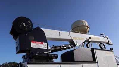 2021 Ram 5500 Crew Cab DRW 4x4, Palfinger PAL Pro 43 Mechanics Body #644478 - photo 12