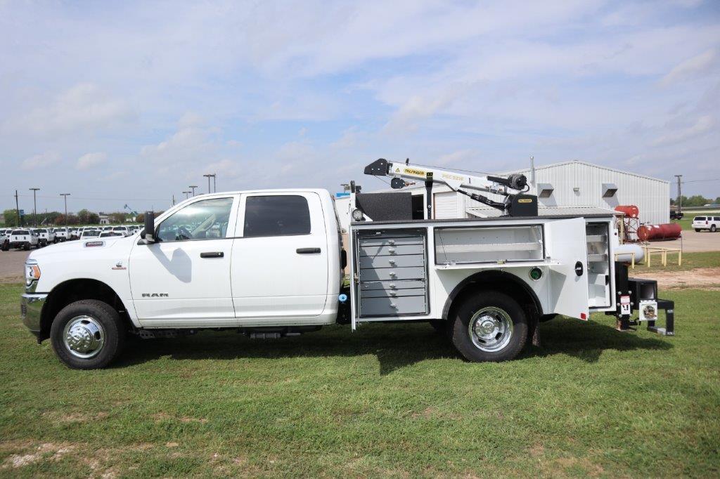 2019 Ram 3500 Crew Cab DRW 4x4, Palfinger PAL Pro 20 Mechanics Body #647121 - photo 17