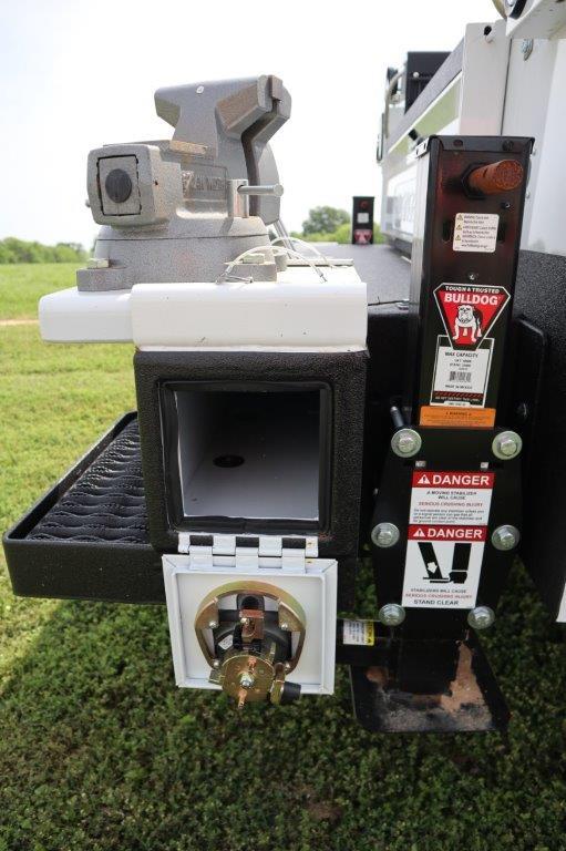 2019 Ram 3500 Crew Cab DRW 4x4, Palfinger PAL Pro 20 Mechanics Body #647121 - photo 24