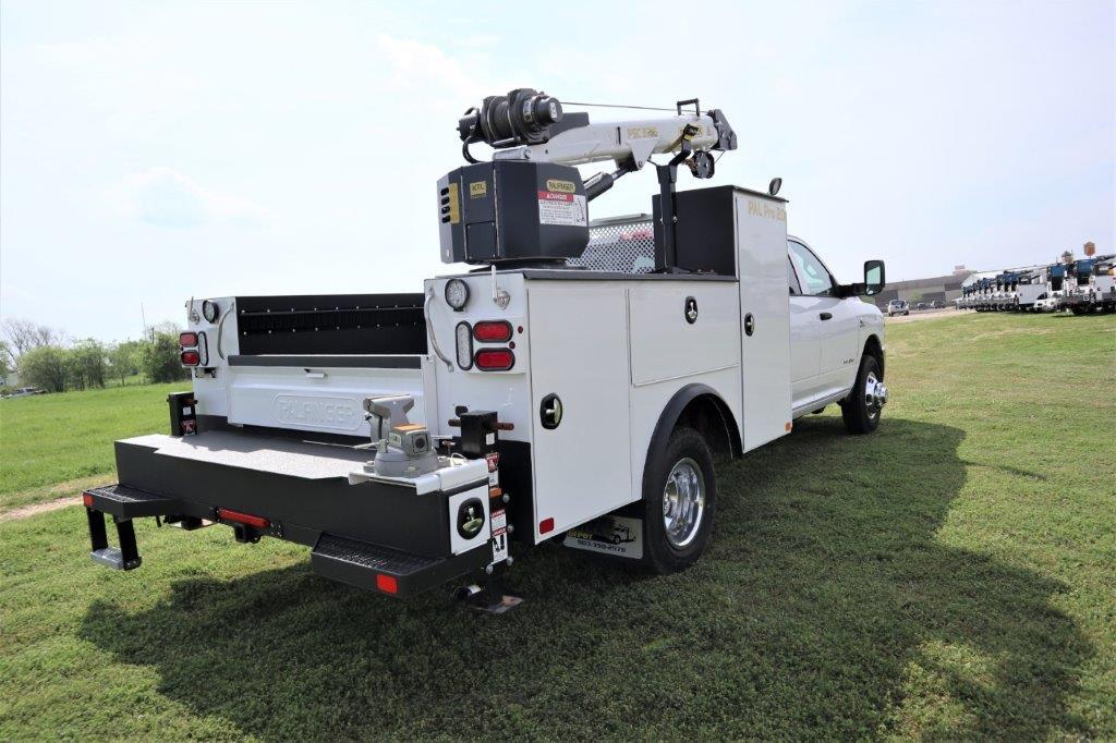 2019 Ram 3500 Crew Cab DRW 4x4, Palfinger PAL Pro 20 Mechanics Body #647121 - photo 6