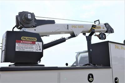2019 Ram 3500 Crew Cab DRW 4x4, Palfinger PAL Pro 20 Mechanics Body #647121 - photo 10