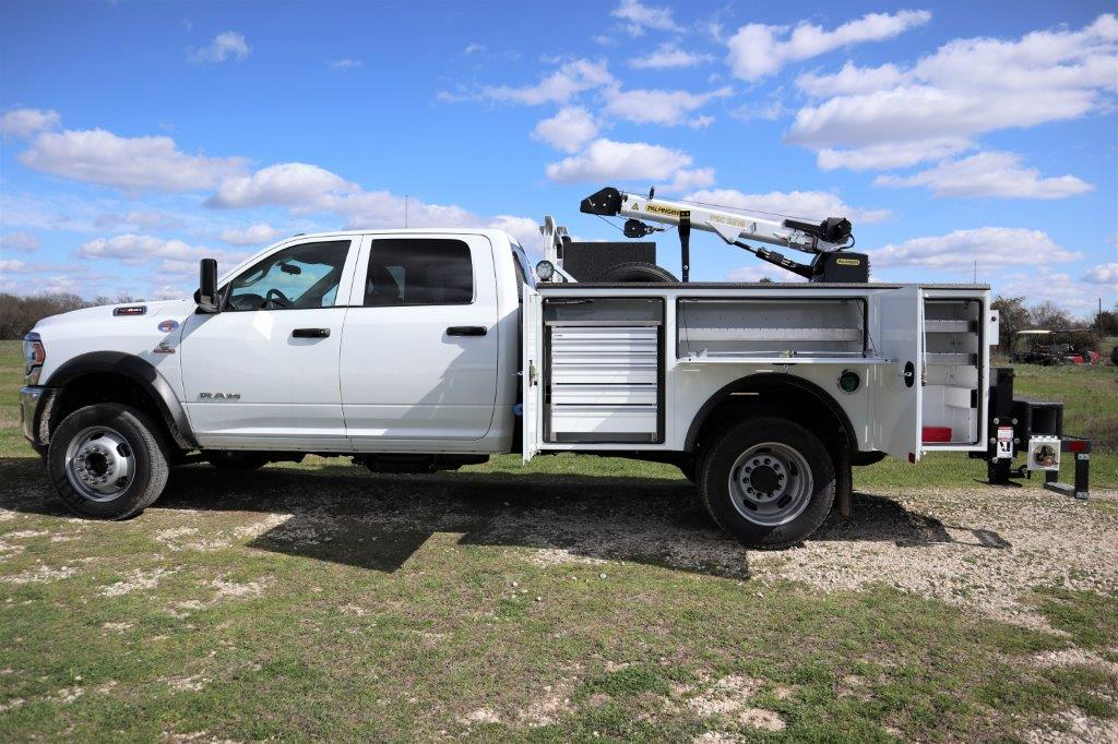2019 Ram 5500 Crew Cab DRW 4x4, Palfinger PAL Pro 20 Mechanics Body #686376 - photo 16