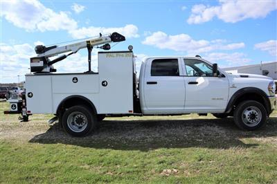 2019 Ram 5500 Crew Cab DRW 4x4, Palfinger PAL Pro 20 Mechanics Body #686376 - photo 3