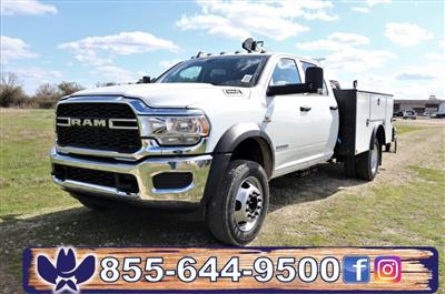 2019 Ram 5500 Crew Cab DRW 4x4, Palfinger PAL Pro 20 Mechanics Body #686376 - photo 36