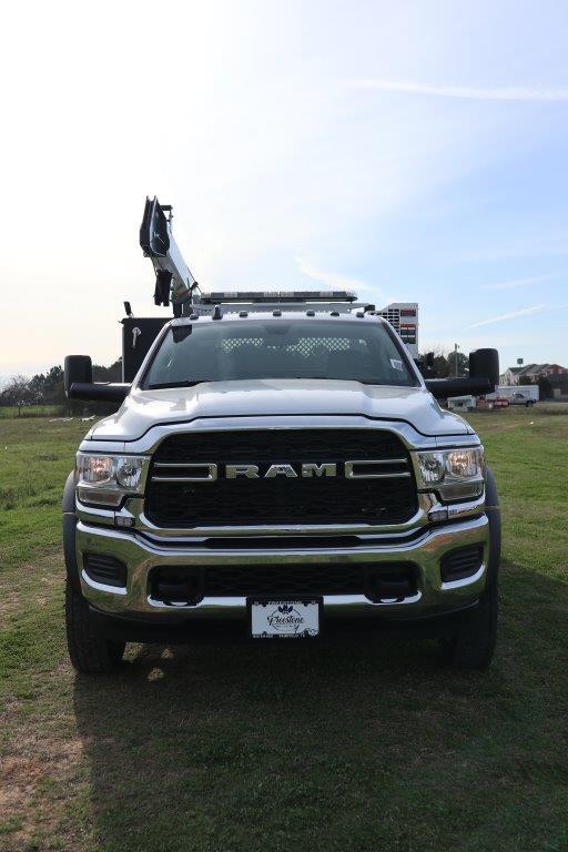 2019 Ram 5500 Regular Cab DRW 4x4, Palfinger Mechanics Body #710607 - photo 3