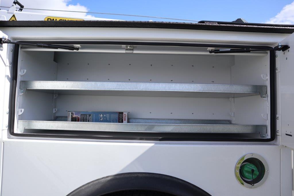 2019 Ram 5500 Regular Cab DRW 4x4, Palfinger PAL Pro 43 Mechanics Body #710608 - photo 12