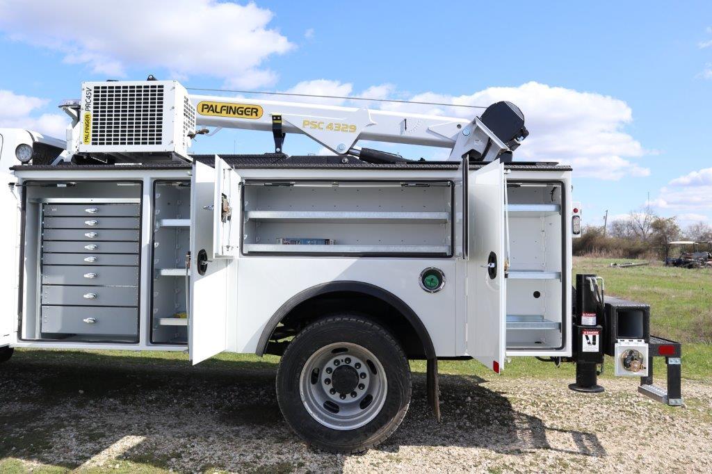 2019 Ram 5500 Regular Cab DRW 4x4, Palfinger PAL Pro 43 Mechanics Body #710608 - photo 16