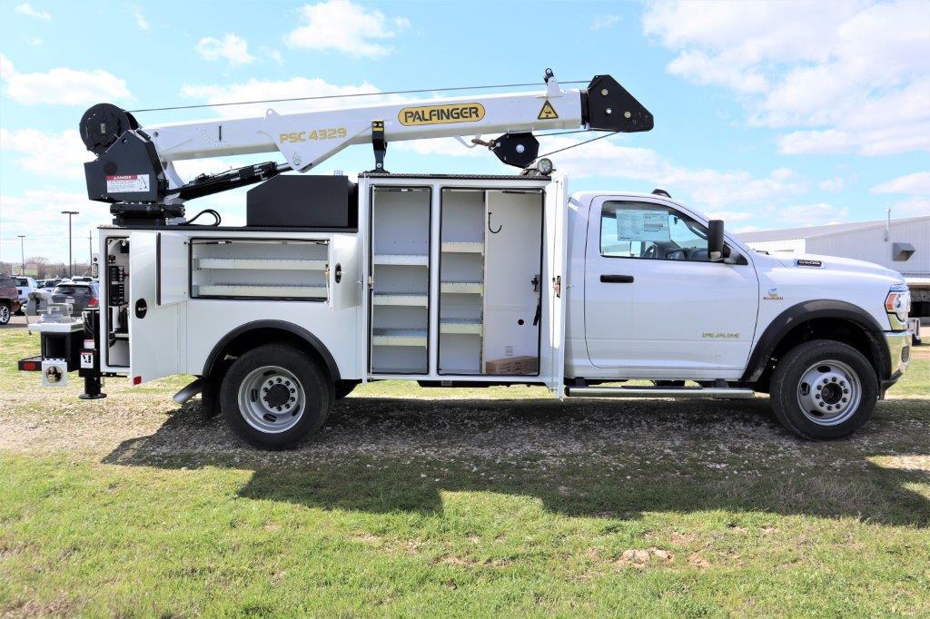 2019 Ram 5500 Regular Cab DRW 4x4, Palfinger PAL Pro 43 Mechanics Body #710608 - photo 25