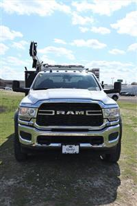 2019 Ram 5500 Regular Cab DRW 4x4, Palfinger PAL Pro 43 Mechanics Body #710608 - photo 3