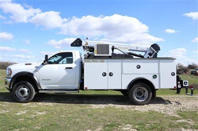 2019 Ram 5500 Regular Cab DRW 4x4, Palfinger PAL Pro 43 Mechanics Body #710608 - photo 4