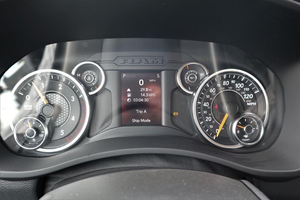 2019 Ram 5500 Regular Cab DRW 4x4, Palfinger PAL Pro 43 Mechanics Body #710609 - photo 35