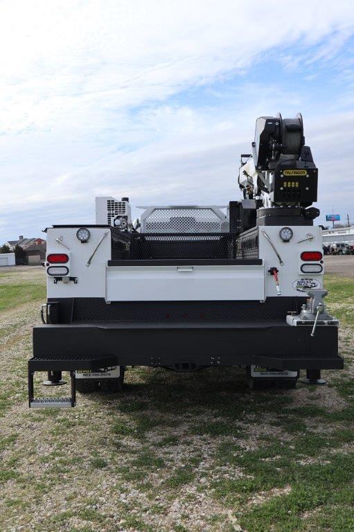 2019 Ram 5500 Regular Cab DRW 4x4, Palfinger PAL Pro 43 Mechanics Body #710609 - photo 8