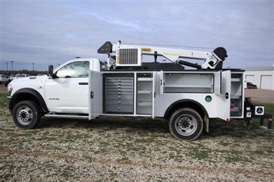 2019 Ram 5500 Regular Cab DRW 4x4, Palfinger PAL Pro 43 Mechanics Body #710609 - photo 21