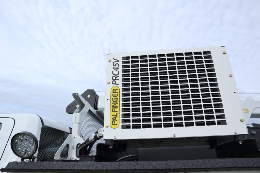 2019 Ram 5500 Regular Cab DRW 4x4, Palfinger Mechanics Body #710612 - photo 16