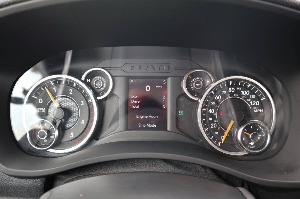 2019 Ram 5500 Regular Cab DRW 4x4, Palfinger Mechanics Body #710612 - photo 38