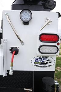 2019 Ram 5500 Regular Cab DRW 4x4, Palfinger Mechanics Body #710612 - photo 14