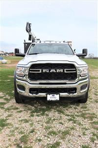 2019 Ram 5500 Regular Cab DRW 4x4, Palfinger Mechanics Body #710612 - photo 4