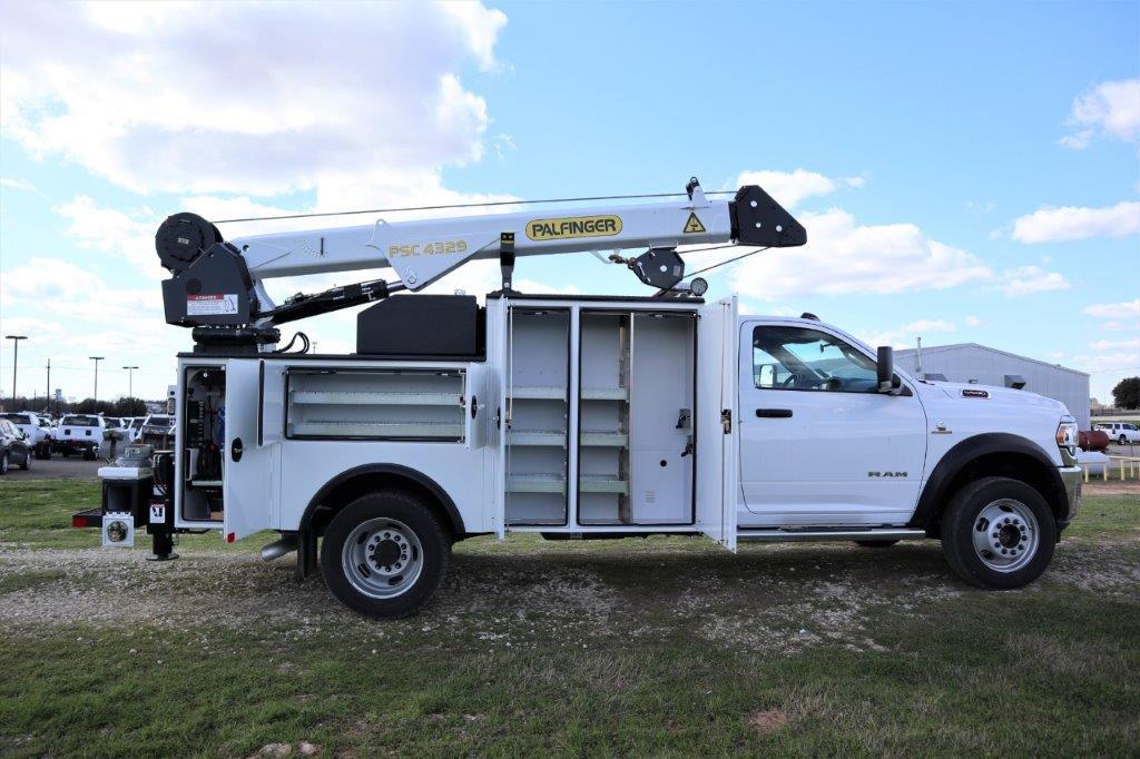 2019 Ram 5500 Regular Cab DRW 4x4, Palfinger PAL Pro 43 Mechanics Body #710614 - photo 25