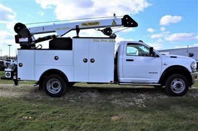 2019 Ram 5500 Regular Cab DRW 4x4, Palfinger PAL Pro 43 Mechanics Body #710614 - photo 1