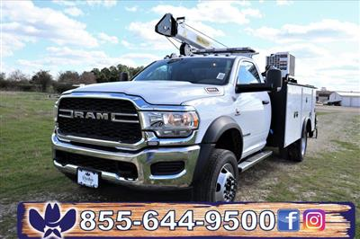 2019 Ram 5500 Regular Cab DRW 4x4, Palfinger PAL Pro 43 Mechanics Body #710614 - photo 35