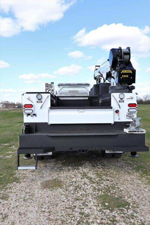 2019 Ram 5500 Regular Cab DRW 4x4, Palfinger PAL Pro 43 Mechanics Body #710618 - photo 6