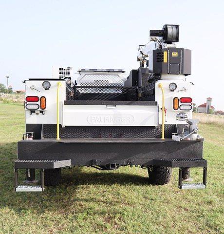 2019 Ram 5500 Regular Cab DRW 4x4, Palfinger PAL Pro 39 Mechanics Body #710620 - photo 75