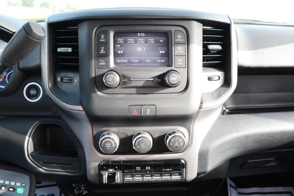 2019 Ram 5500 Regular Cab DRW 4x4, Palfinger PAL Pro 39 Mechanics Body #710620 - photo 16