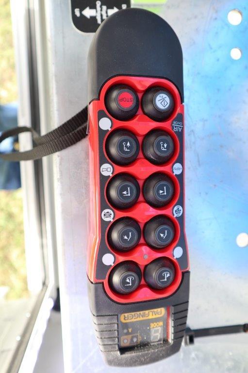 2019 Ram 5500 Regular Cab DRW 4x4, Palfinger PAL Pro 39 Mechanics Body #710620 - photo 39