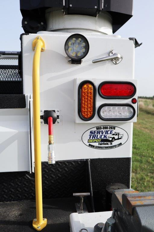 2019 Ram 5500 Regular Cab DRW 4x4, Palfinger PAL Pro 39 Mechanics Body #710620 - photo 49