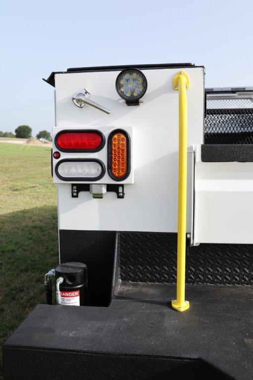 2019 Ram 5500 Regular Cab DRW 4x4, Palfinger PAL Pro 39 Mechanics Body #710620 - photo 50