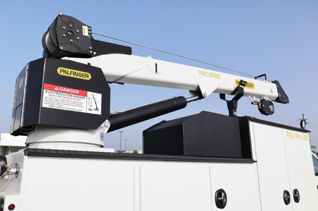 2019 Ram 5500 Regular Cab DRW 4x4, Palfinger PAL Pro 39 Mechanics Body #710620 - photo 53