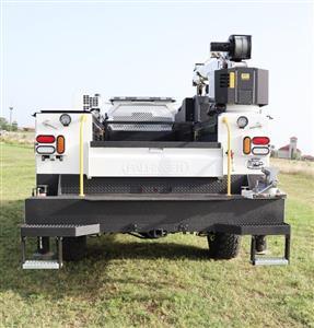 2019 Ram 5500 Regular Cab DRW 4x4, Palfinger PAL Pro 39 Mechanics Body #710620 - photo 7