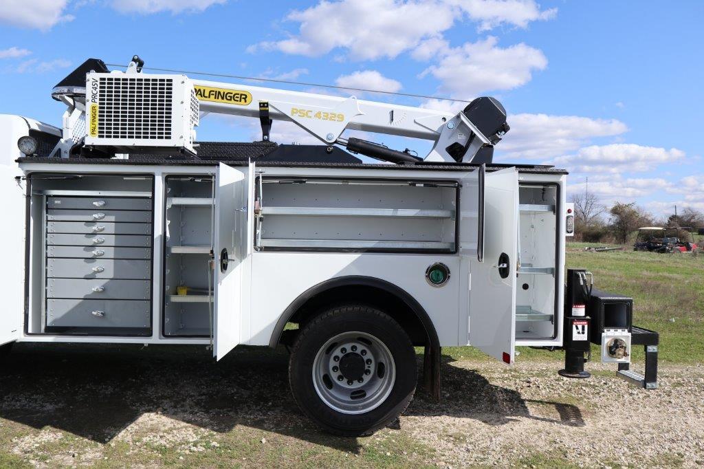 2019 Ram 5500 Regular Cab DRW 4x4, Palfinger PAL Pro 43 Mechanics Body #710623 - photo 17