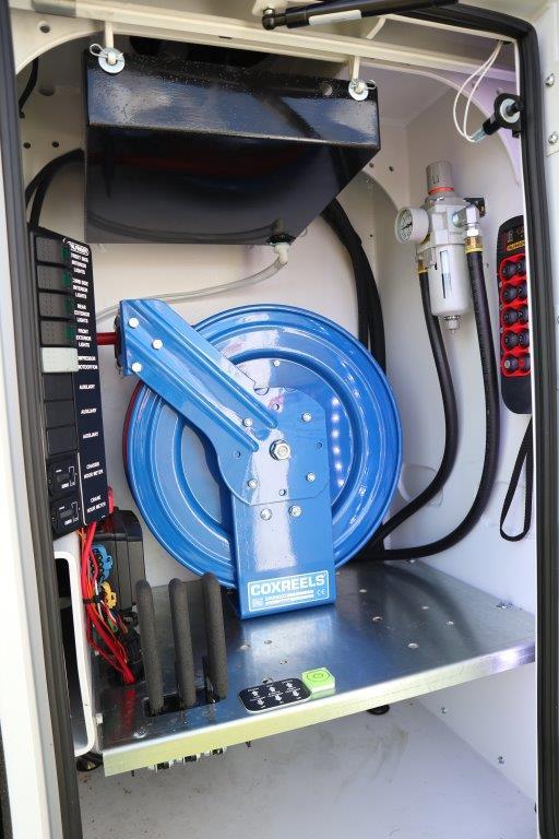 2019 Ram 5500 Regular Cab DRW 4x4, Palfinger PAL Pro 43 Mechanics Body #710623 - photo 21