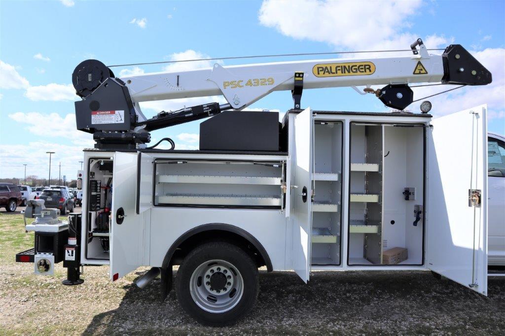 2019 Ram 5500 Regular Cab DRW 4x4, Palfinger PAL Pro 43 Mechanics Body #710623 - photo 25
