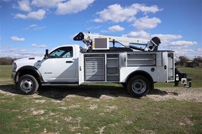 2019 Ram 5500 Regular Cab DRW 4x4, Palfinger PAL Pro 43 Mechanics Body #710623 - photo 18