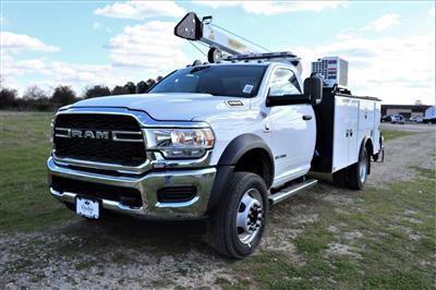 2019 Ram 5500 Regular Cab DRW 4x4, Palfinger PAL Pro 43 Mechanics Body #710623 - photo 3