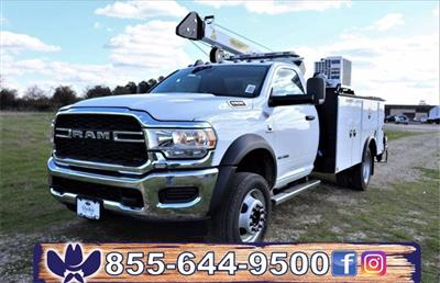 2019 Ram 5500 Regular Cab DRW 4x4, Palfinger PAL Pro 43 Mechanics Body #710623 - photo 33