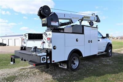 2019 Ram 5500 Regular Cab DRW 4x4, Palfinger PAL Pro 43 Mechanics Body #710623 - photo 6