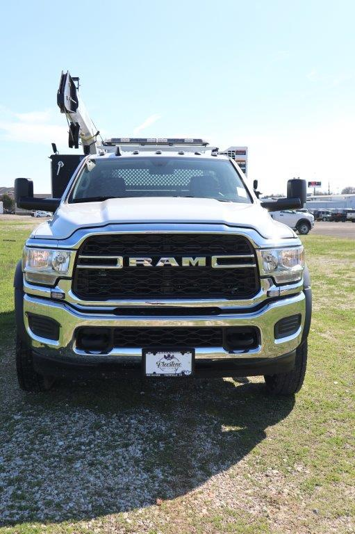 2019 Ram 5500 Regular Cab DRW 4x4, Palfinger Mechanics Body #710680 - photo 3