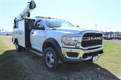 2019 Ram 5500 Regular Cab DRW 4x4, Palfinger Mechanics Body #710680 - photo 2