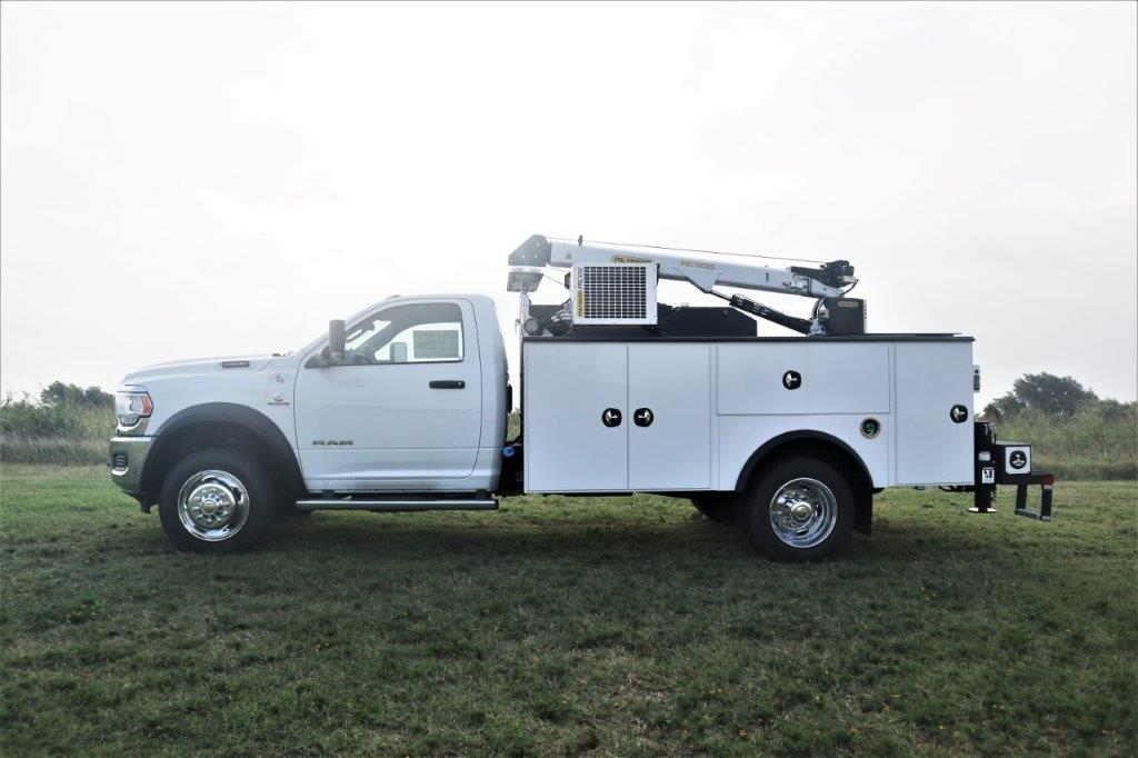 2019 Ram 5500 Regular Cab DRW 4x4, Palfinger PSC 6025 Mechanics Body #716107 - photo 3