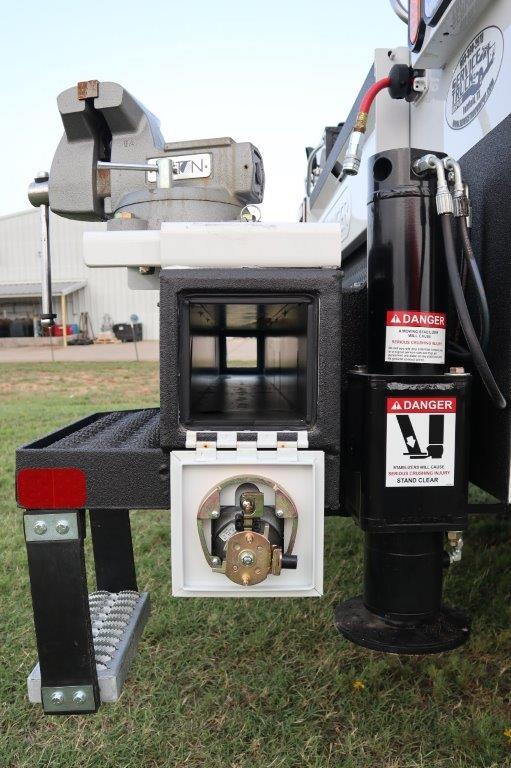 2019 Ram 5500 Regular Cab DRW 4x4, Palfinger PSC 6025 Mechanics Body #716107 - photo 31
