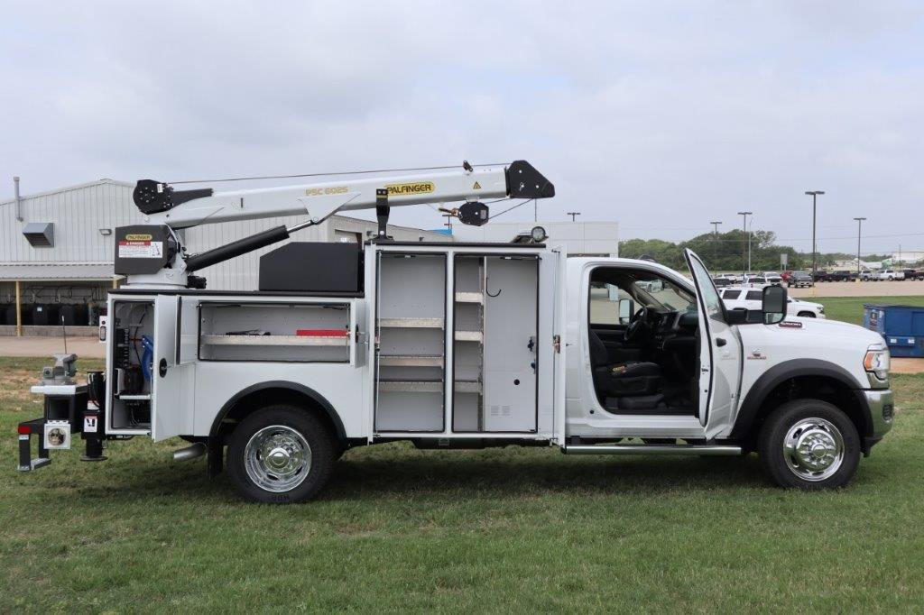 2019 Ram 5500 Regular Cab DRW 4x4, Palfinger PSC 6025 Mechanics Body #716110 - photo 44
