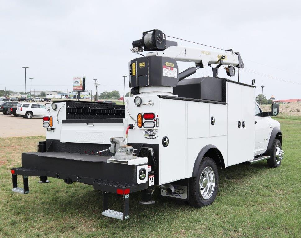2019 Ram 5500 Regular Cab DRW 4x4, Palfinger PSC 6025 Mechanics Body #716110 - photo 8