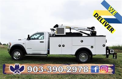 2019 Ram 5500 Regular Cab DRW 4x4, Palfinger PSC 6025 Mechanics Body #716110 - photo 1