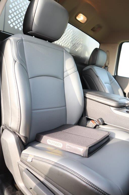 2019 Ram 5500 Regular Cab DRW 4x4, Palfinger PSC 6025 Mechanics Body #716111 - photo 41