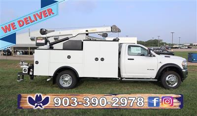 2019 Ram 5500 Regular Cab DRW 4x4, Palfinger PSC 6025 Mechanics Body #716111 - photo 1