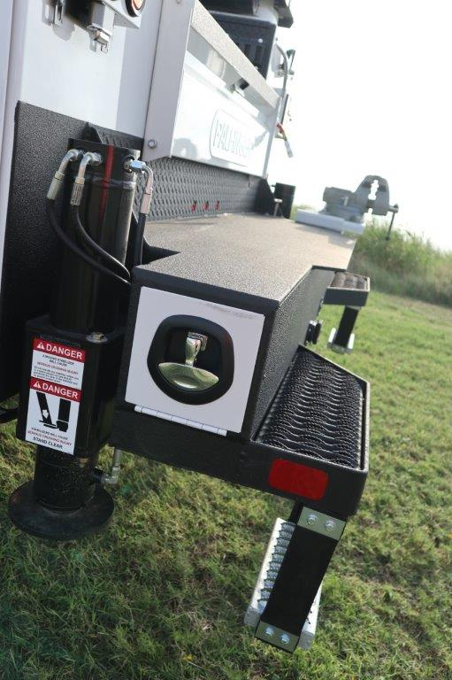 2019 Ram 5500 Regular Cab DRW 4x4, Palfinger PSC 6025 Mechanics Body #716112 - photo 15